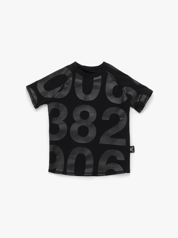 Numbered rashguard (Kids)