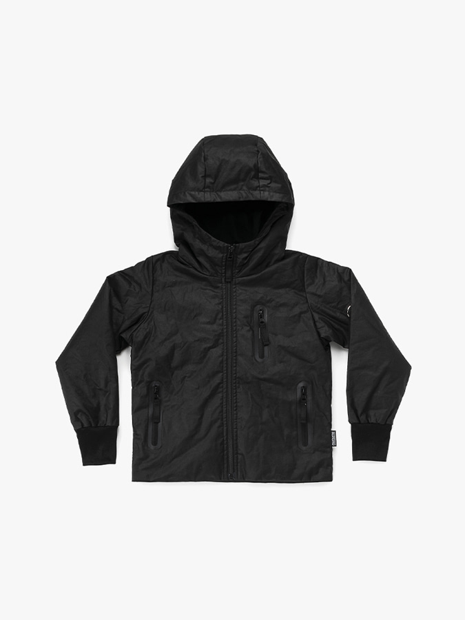 WAXED DOWN JACKET (baby) 30% sale