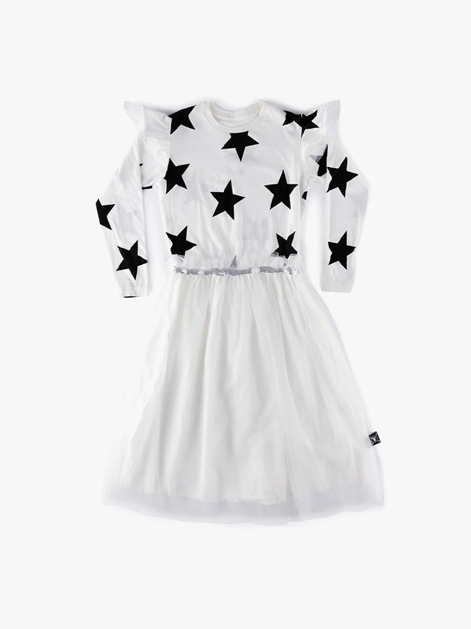 STAR TULLE DRESS (kids) 30% sale