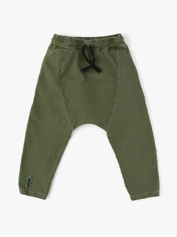 Military harem pants (kids)