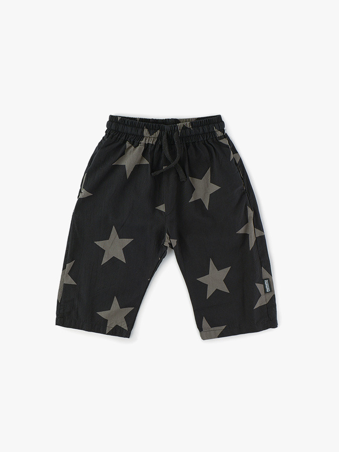 Star voile beach pants (baby)
