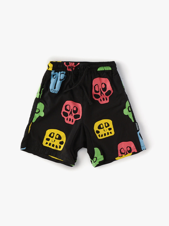 Rowdy masks voile shorts (baby)