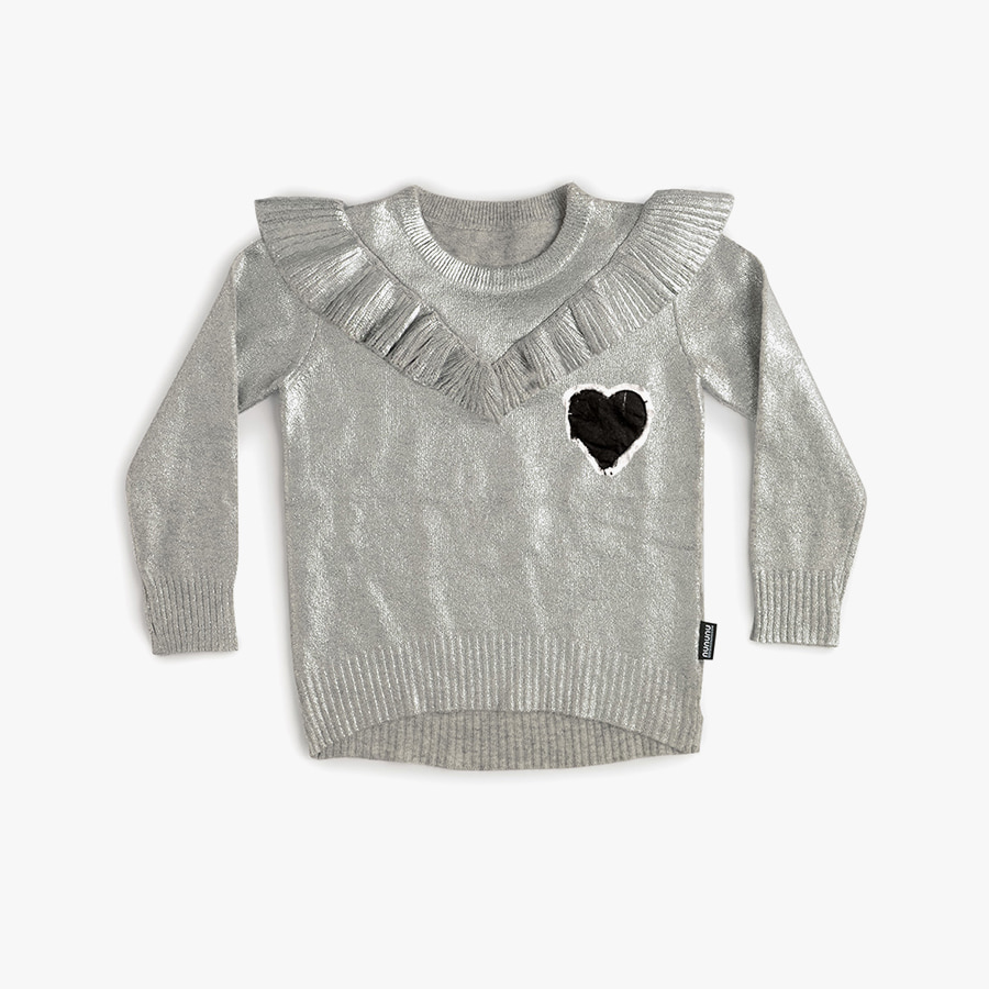Festive knit sweater (kids)