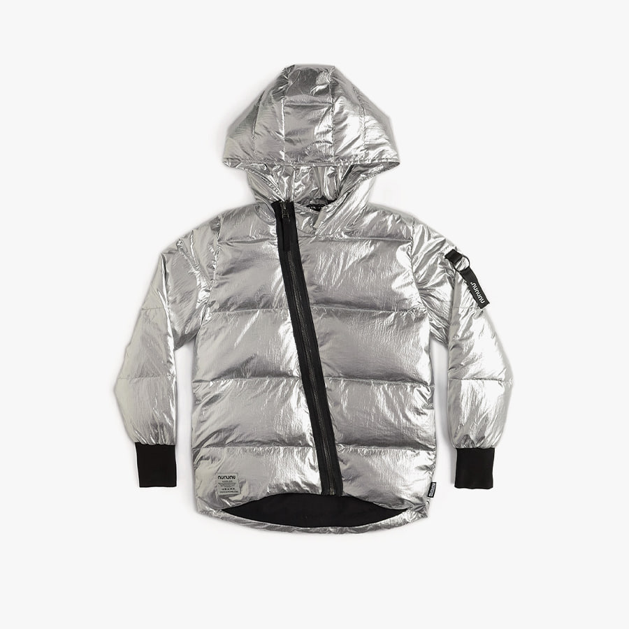 Shiny smile down jacket (baby)