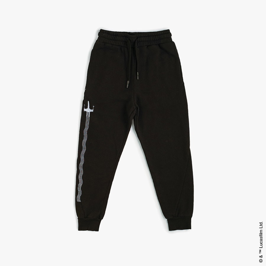 Embriodered x-wing sweatpants (kids)