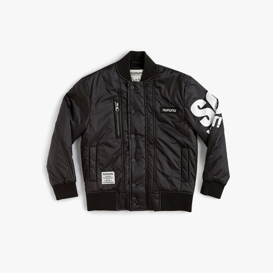 So what! bomber jacket